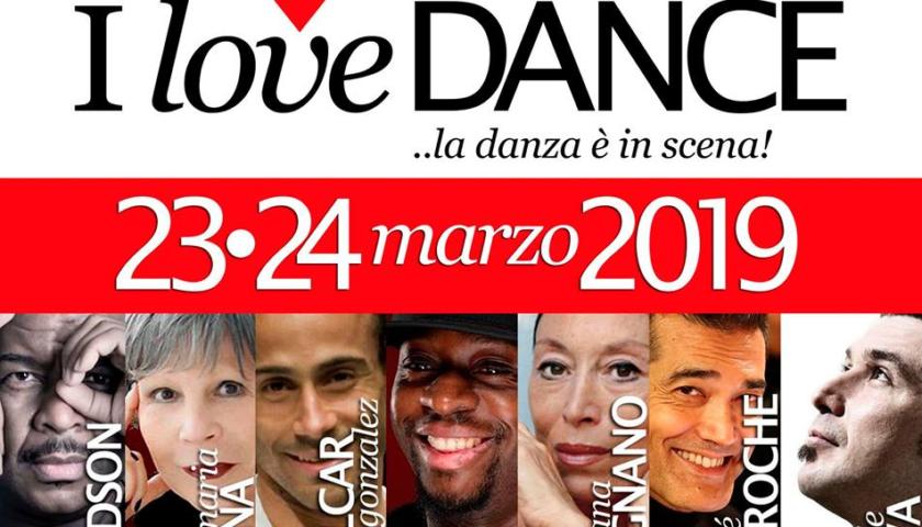 """A SALERNO """"I LOVE DANCE..LA DANZA È IN SCENA!"""" – il vortice"""