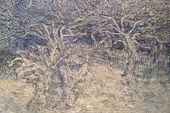 Inverno-tecnica-mista-su-tavola-Ambrogio-Bosco